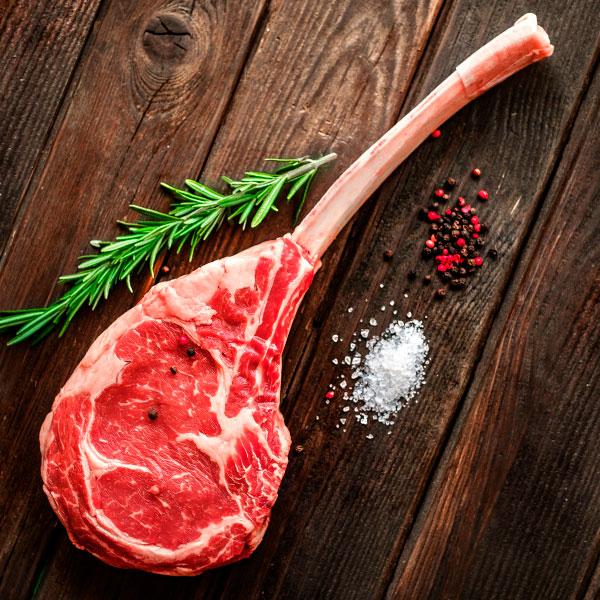 Quality Australian raw steak